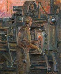Cook, Railway, picture, interior