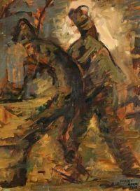 hubert, cook, painting, swindon, art