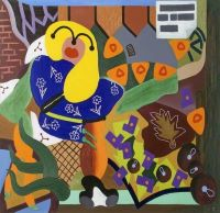 desmond, morris, art, swindon