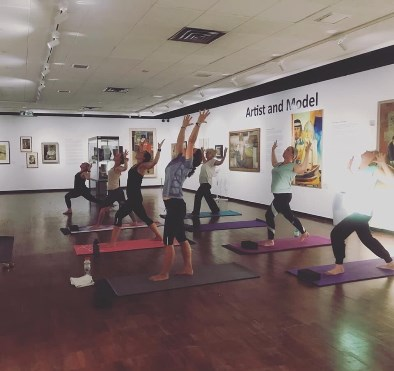 swindon, museum, art, gallery, yoga