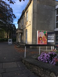 Swindon Museum and Art Gallery, October 2018