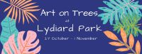 art, trees, lydiard, park, swindon, exhibition, family