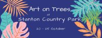 art, trees, family, exhibition, stanton, country, park