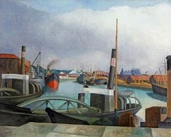 Picture of Bristol Docks